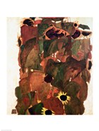 Sunflowers II, 1911