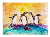 Penguins Under the Sun