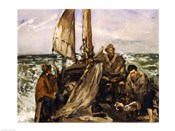 The Workers of the Sea, 1873