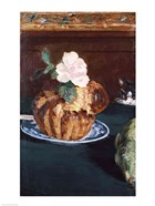 Still Life with Brioche, c.1880
