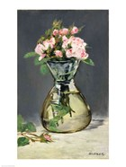 Moss Roses in a Vase, 1882