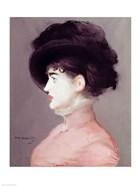 La Viennoise: Portrait of Irma Brunner, c.1880