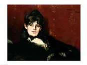 Berthe Morisot - profile