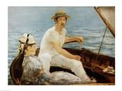 Boating, 1874