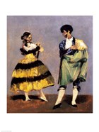 Spanish Dancers, 1879