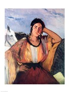 Gypsy with a Cigarette