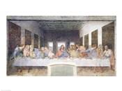 The Last Supper, 1495-97 (post restoration)