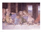 The Last Supper, (post restoration) C