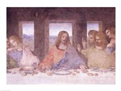 The Last Supper, (post restoration) D