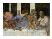 The Last Supper, (post restoration) E