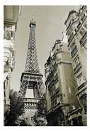 Eiffel Tower Street View #1