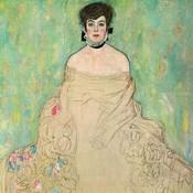Portrait of Amalie Zuckerkandl (unfinished), 1917-1918