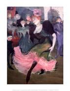 Marcelle Lender Dancing Bolero