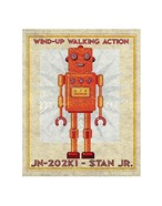 Stan Jr. Box Art Robot