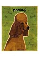 Poodle (brown)