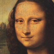 Mona Lisa (detail)