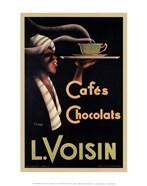 L. Voisin Cafes & Chocolats, 1935
