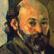 Self-Portrait, 1879-1882 (detail)