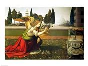 Angel Gabriel, from the Annunciation, 1472-75