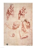 Study for the Infant Christ