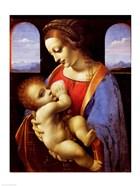 The Litta Madonna, 1490