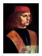 Portrait of a Musician, c.1485
