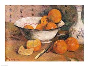 Still life with Oranges, 1881
