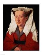 Portrait of Margaret van Eyck, 1439