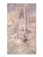 St. Barbara, 1437