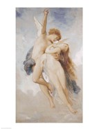 Cupid and Psyche, 1889