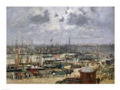 The Port of Bordeaux, 1874