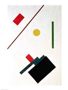 Suprematist Composition, 1915 (detail 2)