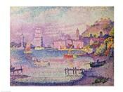 Leaving the Port of Saint-Tropez, 1902
