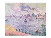 The Seine, Grenelle, 1899