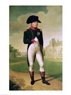Napoleon I - posed