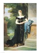 Portrait of Marie Laczinska
