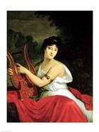Portrait of Madame de la Pleigne