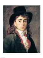 Portrait of Baron Antoine Jean Gros