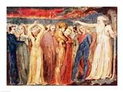 Joseph of Arimathea preaching to the inhabitants of Britain