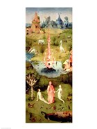 The Garden of Earthly Delights: The Garden of Eden