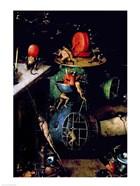 The Last Judgement (Altarpiece): Detail of an Urn