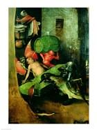 The Last Judgement (Altarpiece): Detail of the Cask