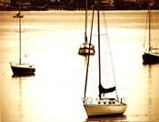 St. Augustine Harbor I - mini