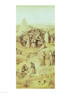 Christ on the Road to Calvary, from the Temptation of St. Anthony triptych