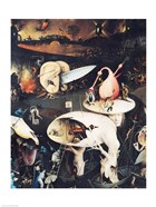 The Garden of Earthly Delights: Hell, triptych right