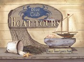 Blue Crab Boat Tours