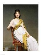 Portrait of Madame Raymond de Verninac