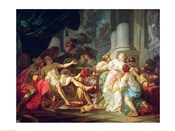 The Death of Seneca, 1773