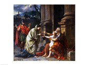 Belisarius Begging for Alms, 1781