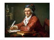 Portrait of Alphonse Leroy, 1783